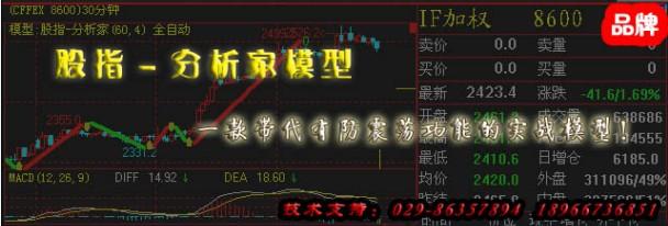 股指期货交易模型